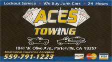 Ace's Towing