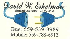David M. Eshelman Electric