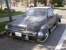 Porterville's New Funny Car
