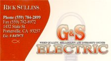G & S Electric
