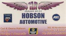 Hobson's Automotive