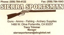 Sierra Sportsman