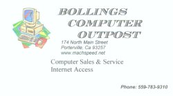 Bollings Computer Outpost