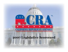 CRA Releases Annual Legislative Scorecard