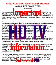 Click to Read about your new little HDTV