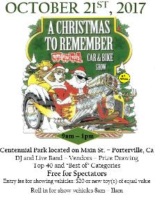 A Christmas to Remember Car & Bike Show