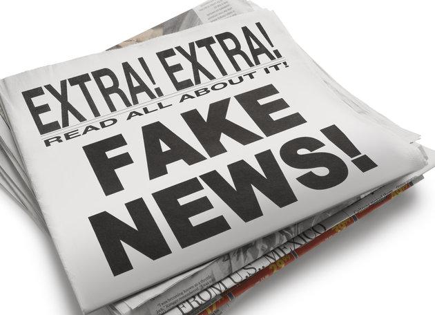FAKE BOOK + FAKE NEWS = FAKE FUTURE
