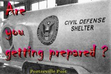 OLD FEMA CIVIL DEFENSE SHELTERS