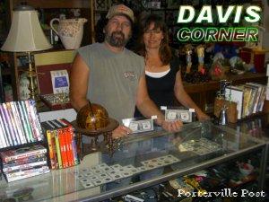 Larry and Becky Davis