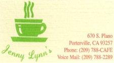 Jenny Lynn's