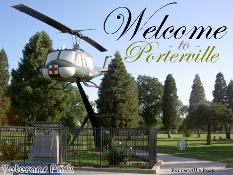 Welcome to Porterville : In GOD We Trust : <ΙΧΘΥΣ><
