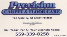Precision Carpet and Floor Care